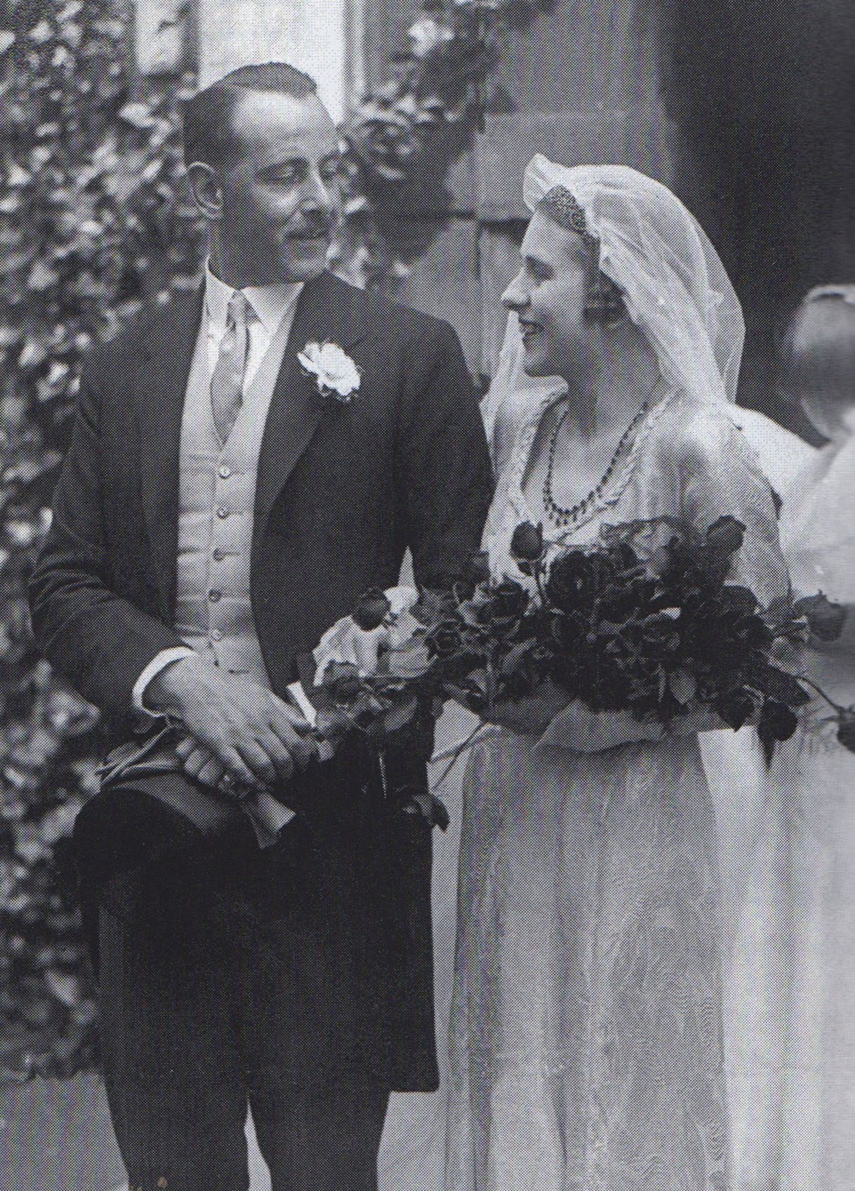Ursula marries Michael May
