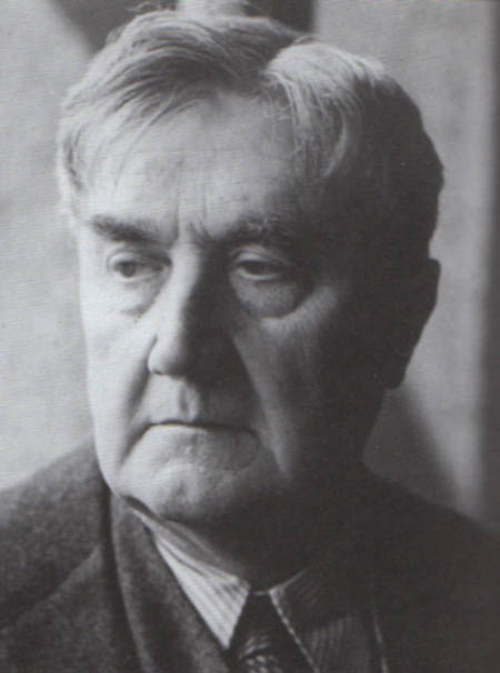 Vaughan Williams 1938